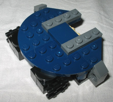 lego vulture droid instructions 7751