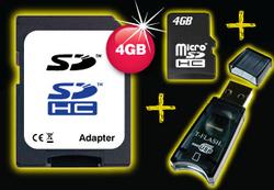 Zoombits MicroSDHC