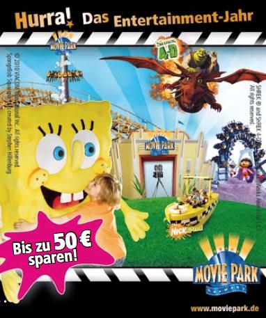 Movie Park Bottrop Rabatt