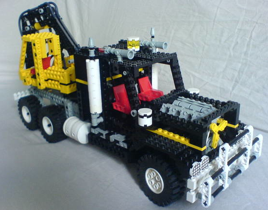 re hilfe suche lego ersatzteile f r technic truck. Black Bedroom Furniture Sets. Home Design Ideas