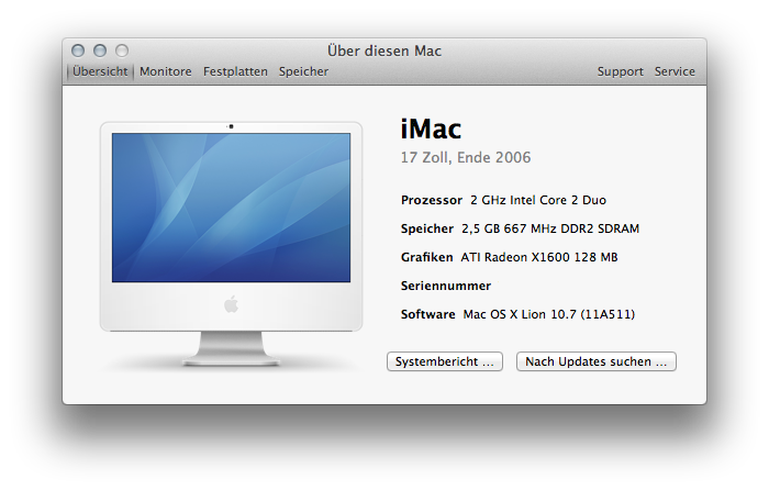 Imac Late 2006 Ram Upgrade Macrumors Forums