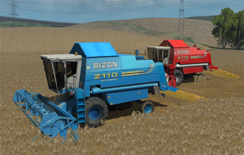 Bizon BS Z110 v1.1 Pack