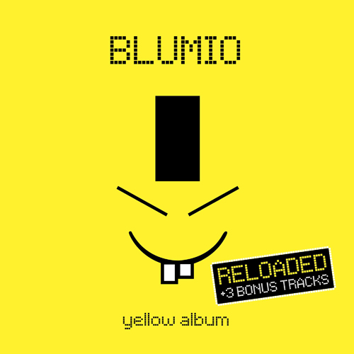 Cover: Blumio - Yellow Album Reloaded-DE-2011-hbZ