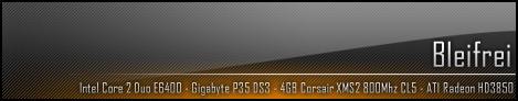 bleifreisigneuzvj - HD485/70 durch CPU eingeschränkt?