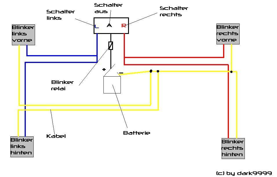 Großzügig Peterbilt Blinker Schaltplan Ideen - Elektrische ...