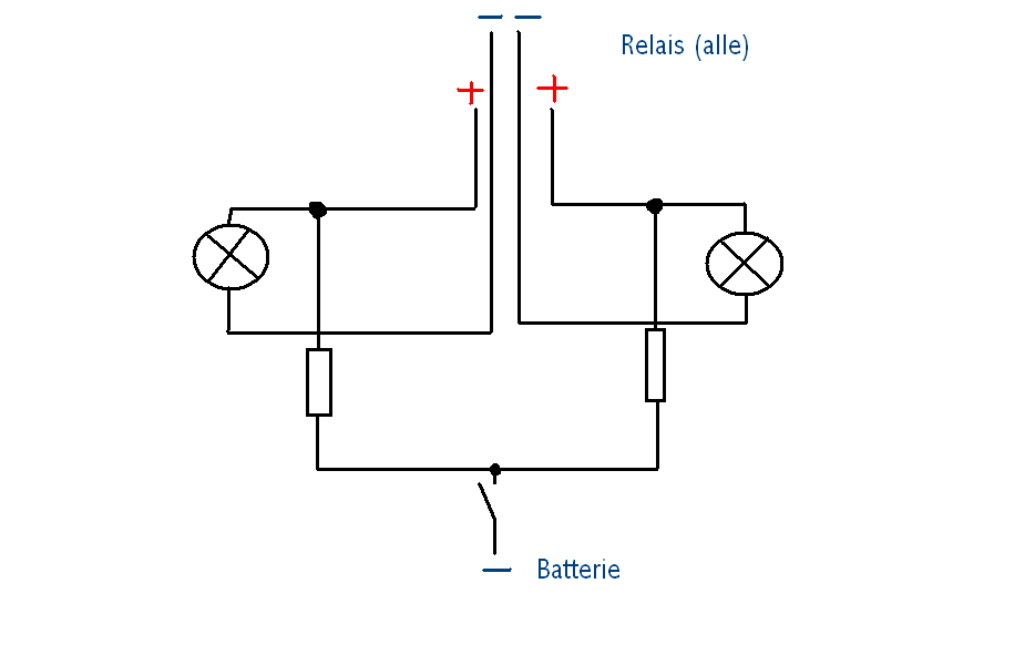 Elektronik] Warum funktionieren meine Blinker? - Werkstatt ...