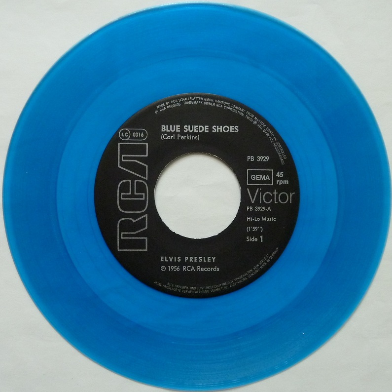 Blue Suede Shoes  / Promised Land Bluesuedeside1compltjuf7
