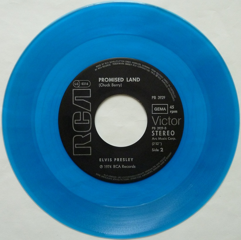 Blue Suede Shoes  / Promised Land Bluesuedeside2compls4767