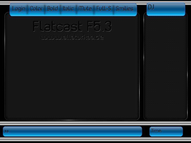 Fcp Tema - Blue [By ZeN] Flatcast F5.3 uyumlu - [2011] 2 ...