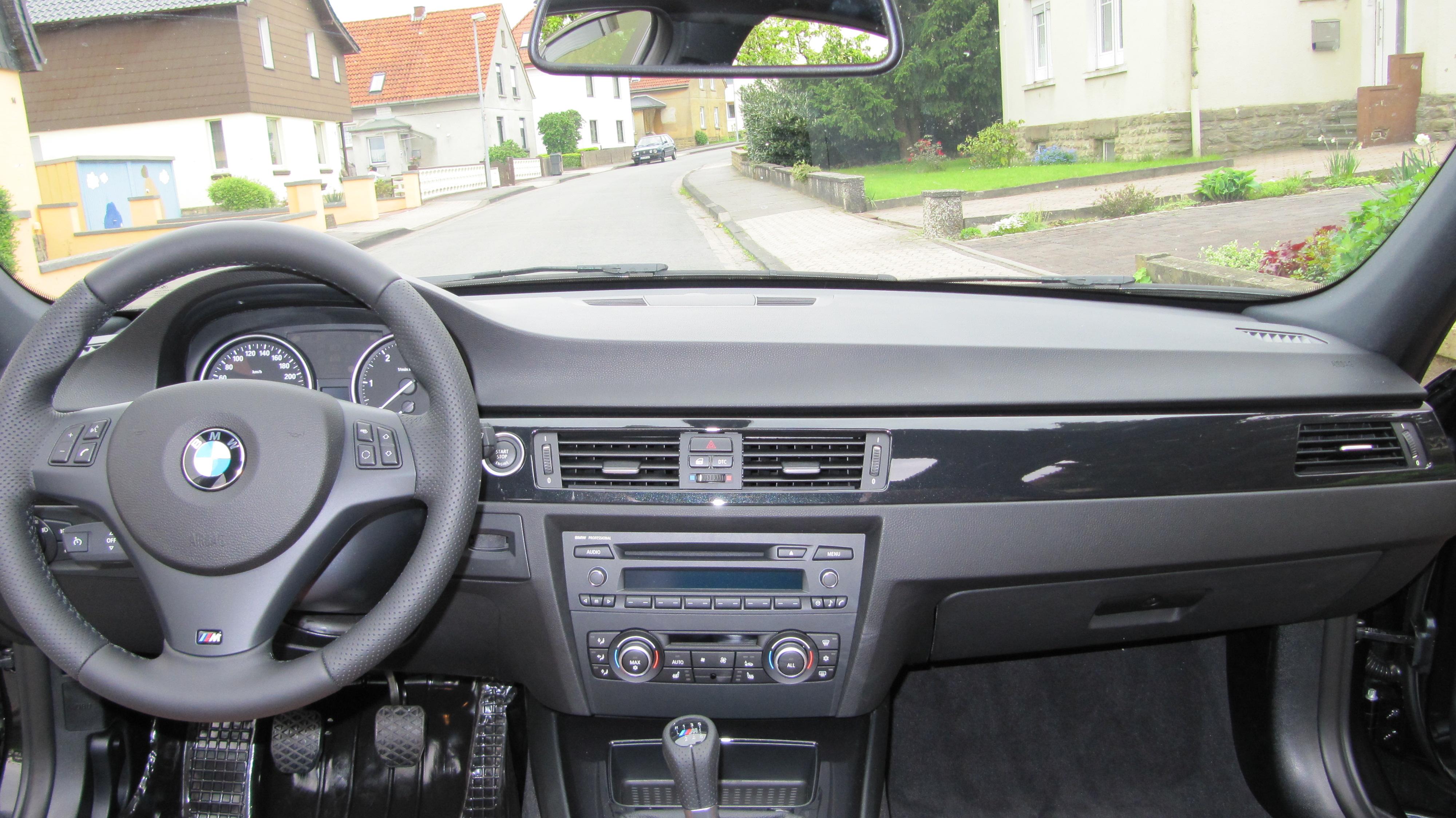 BMW E90 Airbag Armaturenbrett mit Airbag AirbagSatz guter Zustand ... | {Armaturenbrett bmw 10}