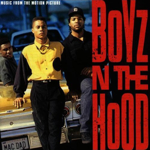 Cover: VA - Boyz N The Hood-OST-(9266432)-CD-1991-GCP_INT