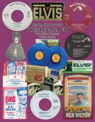 """Elvis Presley Price Guide """"Presleyana"""" Book_presleyana7_2012x4u2m"""