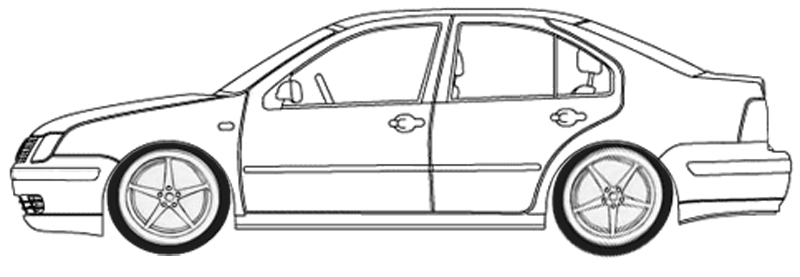 Bora Zeichnung Skizze Risszeichnung