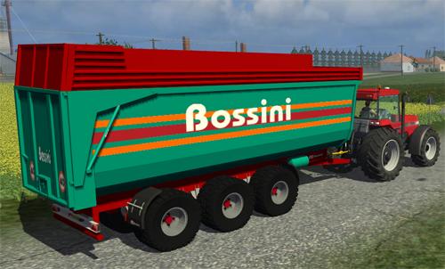 Bossini RA 200/6