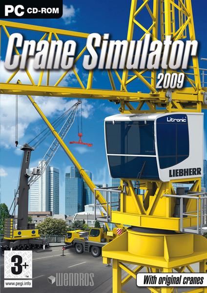 Crane Simulator 2009 [Simulador][FULL][Ingles]
