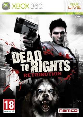 boxshot uk largen6bf Dead To Rights 3 Retribution XBOX360 DAGGER