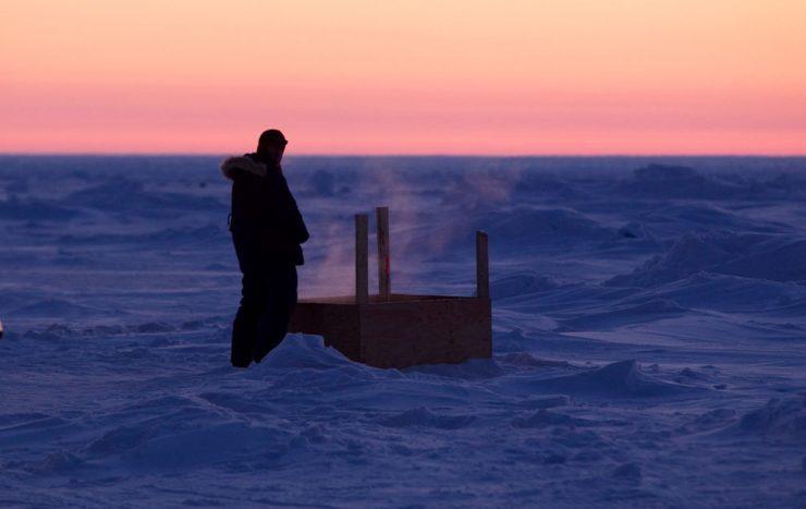 Praca w Arktyce 16
