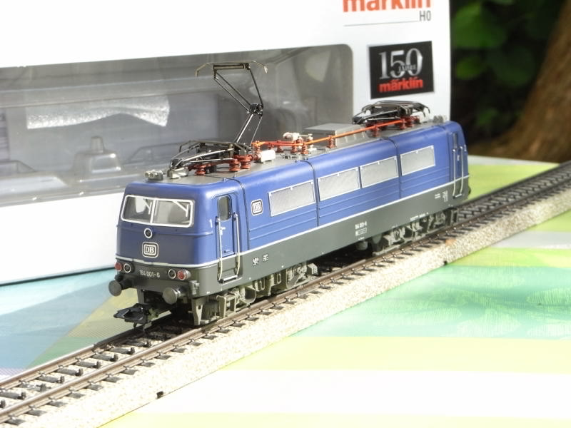 Trix DB BR 181 104-1 Br184ifsh