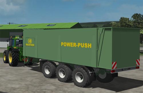 Brantner Power Push
