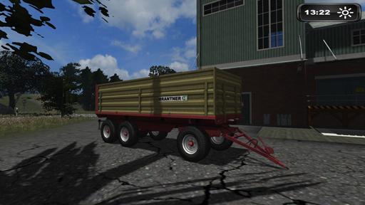 Brantner 24-tonner