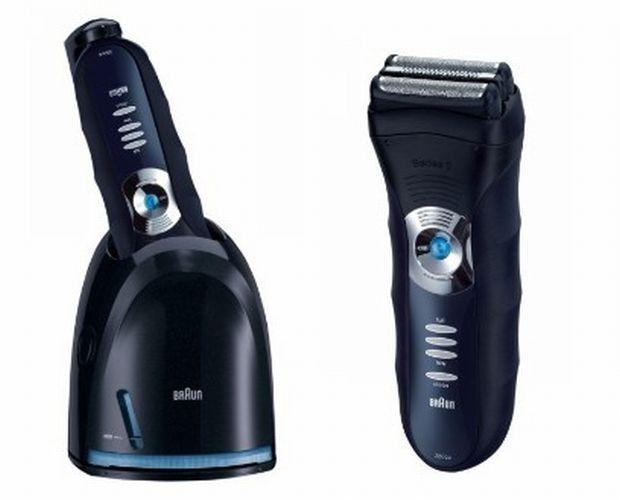 plus.de: Braun 330cc-4 Series 3 Rasierer für nur 59,99€ - elektrischer Rasierer für Trockenrasur mit Reinigungsstation!