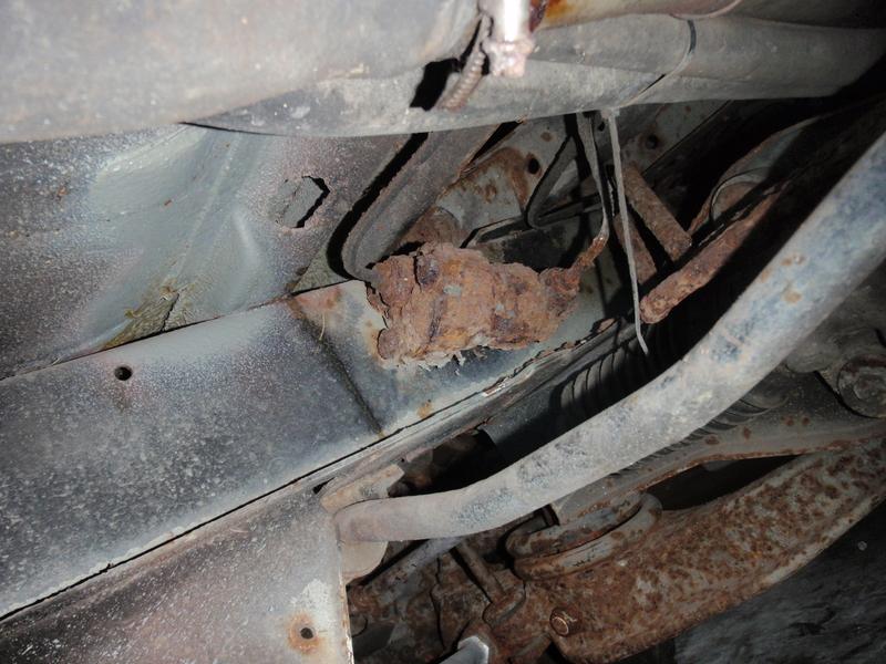 VW Bus Bulli T3 T2 Bremsdruckminderer Bremskraftregler Bremse alle Modelle