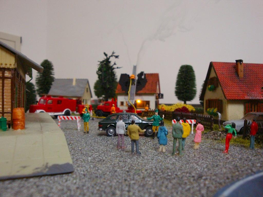 Güglingen anfängeranlage spielbahn mit altem m gleis