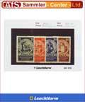 1000 Briefmarken - Einstecktaschen, Einsteckkarten schwarz