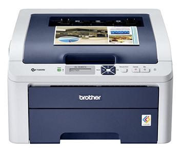 getgoods: Brother HL-3040CN Farblaserdrucker mit LAN-Anschluss für nur 84,90€ inkl. Versand