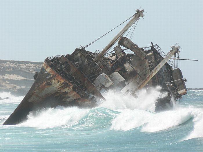 Wraki statków 24