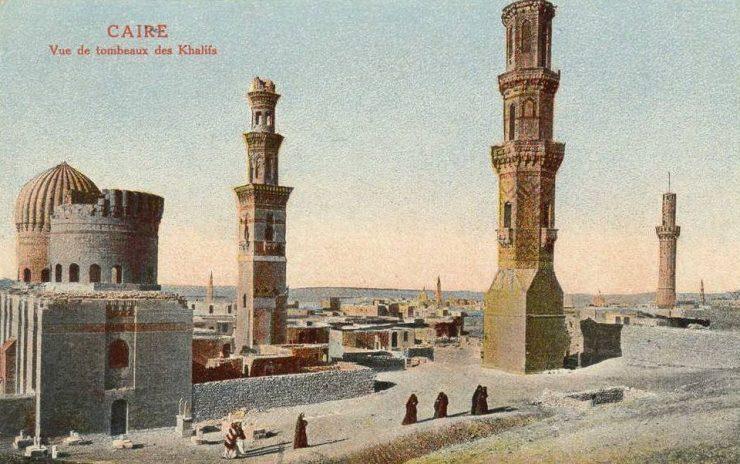 Egipt przed rozwojem turystyki 15