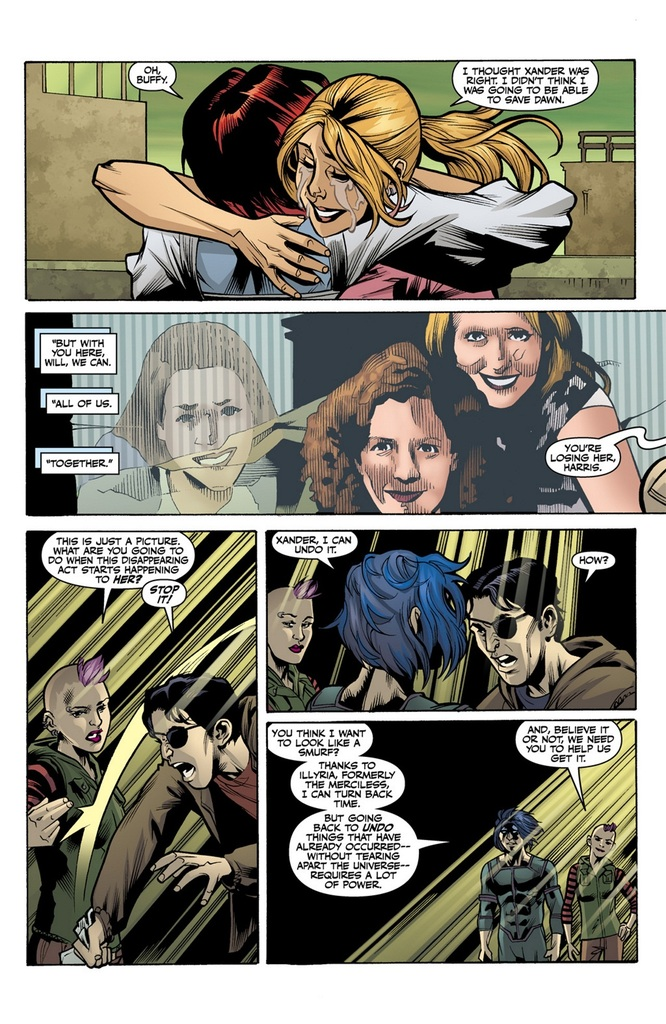 Buffy the Vampire Slayer Season Eight - Wikipedia
