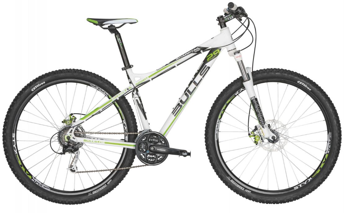 bulls sharptail 29 supreme 29 zoll mountainbike fahrrad. Black Bedroom Furniture Sets. Home Design Ideas