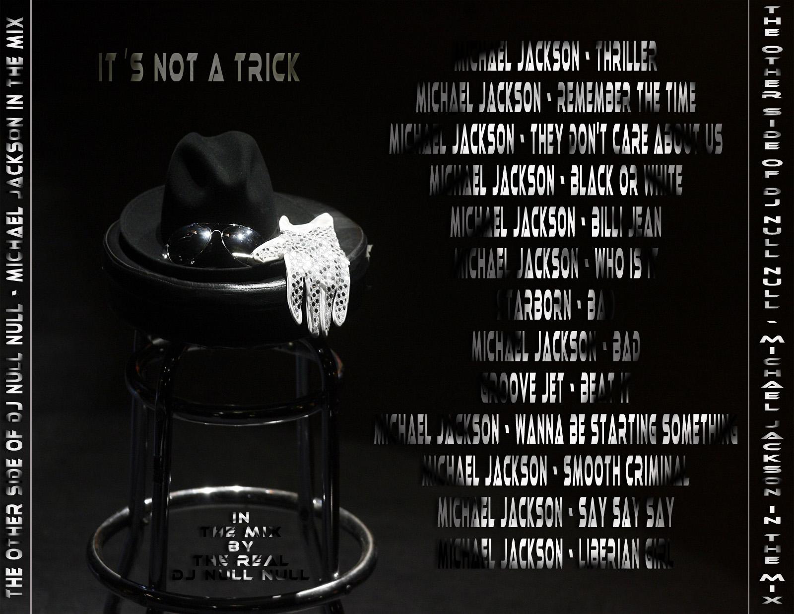 Michael Jackson - Mega Mix (Dj Null Null 2010)