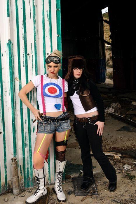 Dziewczyny i cosplay #9 22