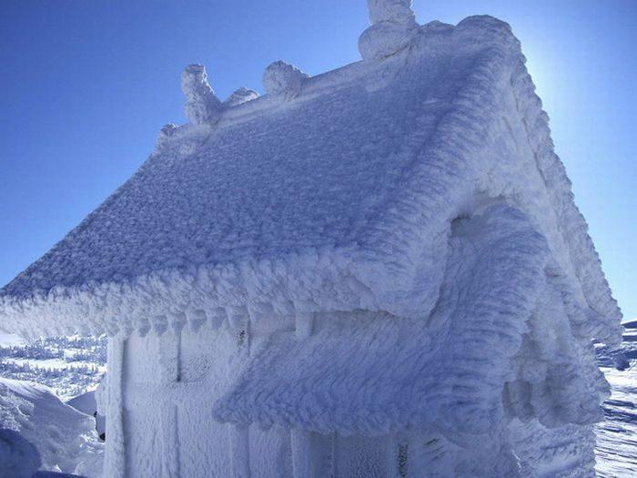 Juhyou - śnieżne potwory Japonii 24