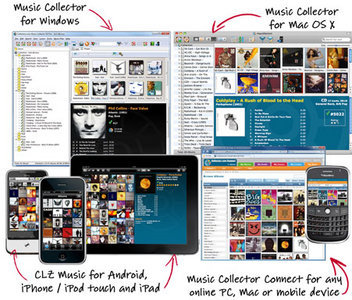 Collectorz.com Music Collector Pro 16.4.3 Multilanguage inkl.German