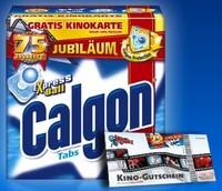 Calgon Kino Gutschein