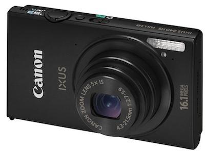Canon Ixus 240 HS Digitalkamera