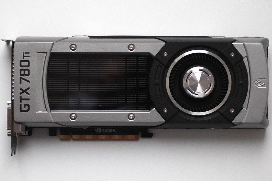 Nvidia GTX 780Ti - Benchmarks  Card17zs4c