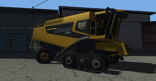 CAT Lexion TT (FIXED version)