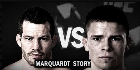 Marquardt vs. Story (Foto via Zuffa LLC)