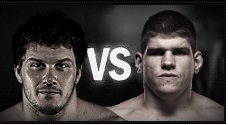 Mitrione vs. Morecraft (Foto via Zuffa LLC)