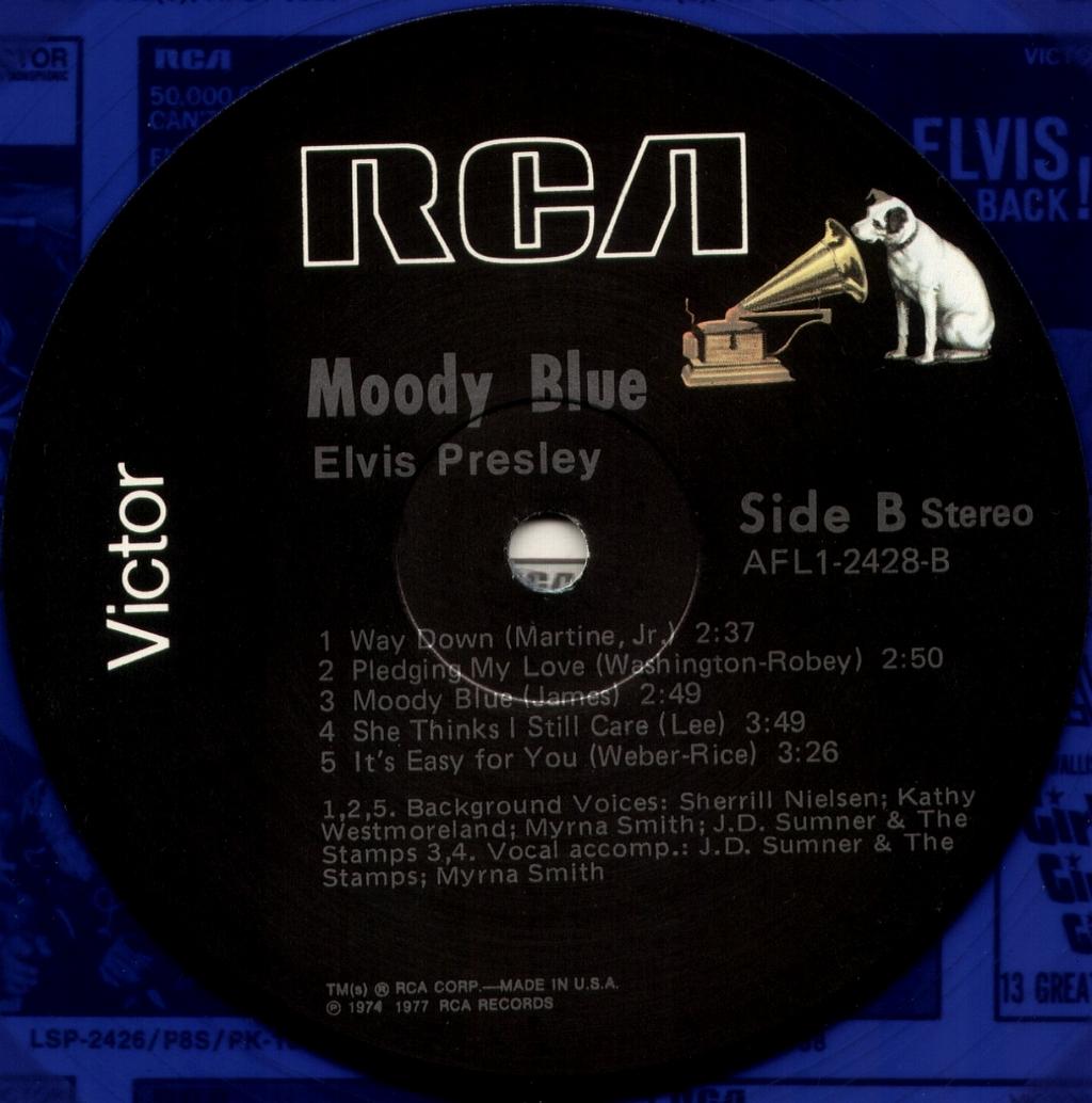 MOODY BLUE Cd2y68u2n