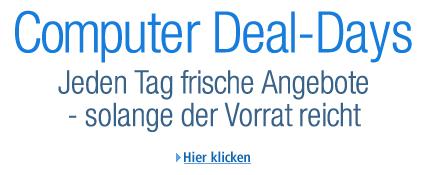 amazon: Computer Deal Days - täglich neue Computer & Zubehör Blitzangebote - wie Cyber Monday!