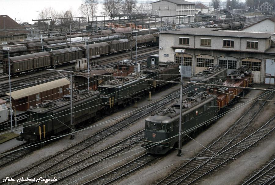 Drehscheibe online foren 04 historische bahn for Depot konstanz