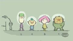 E3 - Pikmin 3 Charaktereynezp