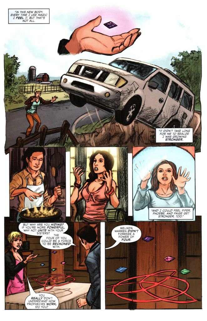 charmed season 9 comic pdf
