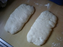 Ciabatta dough