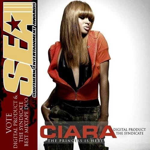 Ciara - The Princess Is Here  2010